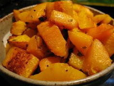 Roasted Butternut Squash (a staple in our house) | The Paleo Mom