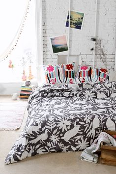 Magical Thinking Altiplano Duvet Cover