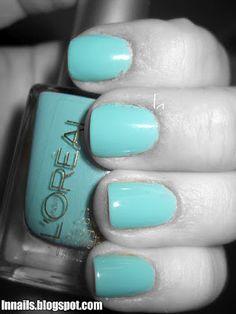 Love Tiffany & Co blue!