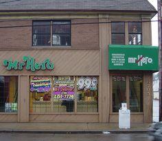 Cleveland Mr. Hero ~ 6705 Detroit Road, Cleveland, Ohio 44102 ~ 216-281-7774 ~ Hours of Operation: Mon-Thur 10:30am-10pm, Fri 10:30am-10:30pm Sat 11am-10pm, Sun 11am-8pm