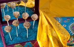 baklava pops! to die for... sweet, baklava pop, food, sticks, cake pops, baklava rush, yummi, recip, dessert