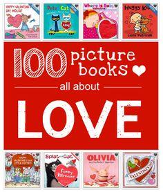 100+ Valentine's Day Books