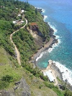 Pitcairn Islands..I want to go to there!