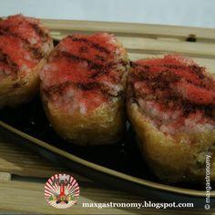 Receita - Inarizushi (Bem Frito de Sushi) 稲荷寿司 (3,2/5) Receitas-sem-fronteiras.com