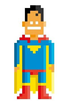 Pixel Heroes on the Behance Network