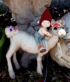 faber the faun by Nikki Brit is $560.  Out of my price range but super cute and very limited.
