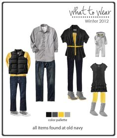 what to wear winter 2012