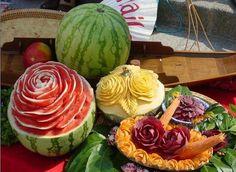 Flowery fruit