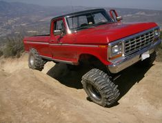Classic 70's Ford Trucks.....