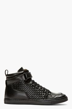 LEATHER SNEAKERS MEN's