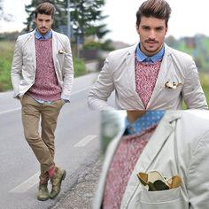 Look para se inspirar com Mariano Di Vaio Veste Urban Outfitters