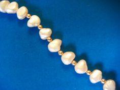 Perlas y oro americano