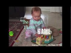 learning new words while #moving, doing pretend play for babies, #toddlers