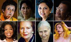Top 100 women in 2012 | The Guardian