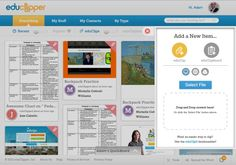 "#Content #Curation Tool: eduClipper Launches Its ""#Pinterest For #Education"""