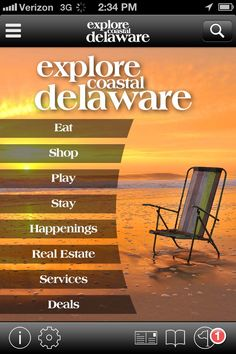 Find the Good Libations Tour on the all new Coastal Delaware app!