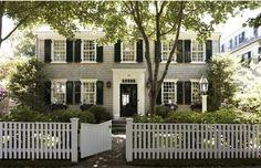 Shingled Colonial
