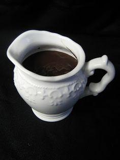 Natural Homemade Mama: Sugar Free Chocolate Sauce