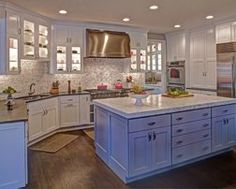 Check out these cool kitchens!