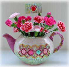 Mother's Day Tea Pot | Jennifer Beason