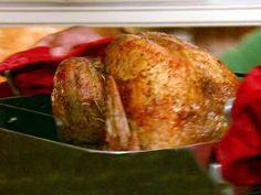 Holiday turkey rub