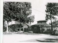 This is what the Arrowhead Lake House looked like in 1938. (Courtesy of Saratoga Springs Historical Museum, George S. Bolster collection)