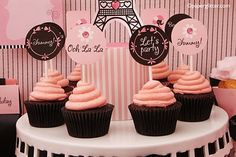 Pink, Paris Party!