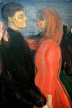 Edvard Munch - The dance of life