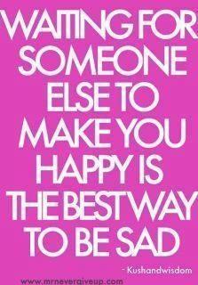 Secret to Happy :-)