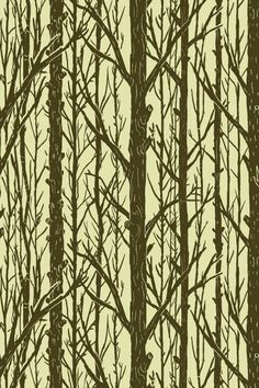 Trees ~ Pattern Wall Tiles
