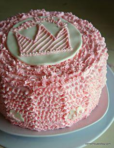 Pretty Princess Cake