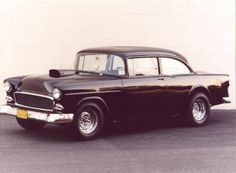 """American Graffiti"" 1955 Chevy 210"