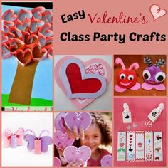Room Mom Alert - Looking for some new and creative Valentine's Day Projects?  Look no further!!