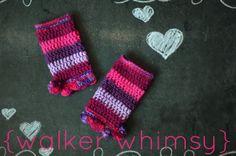 {walker whimsy}: Striped Leg Warmers
