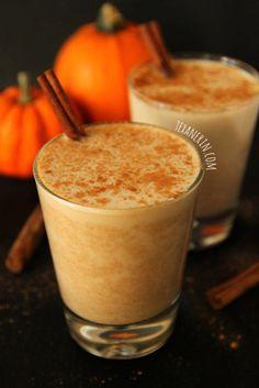 2. Pumpkin Chai Latte | 101 Pumpkin Recipes From Drinks To Dessert