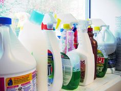 How to Make Your Own Non-Toxic Bleach Alternative
