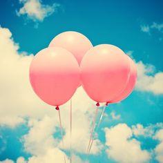 I love baloons on Pinterest
