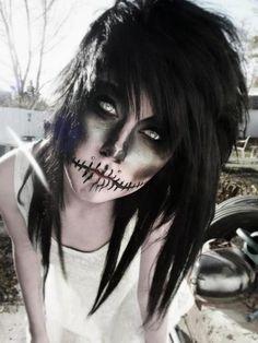 make up disfraz
