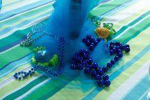 mermaid party decorations mermaid parti, birthday parti, parti decor, bead, parties, sea parti, sea party, decorations, parti idea