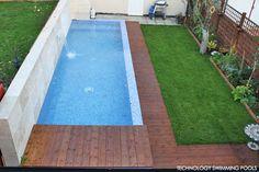 Swimming Pools On Pinterest Small Swimming Pools Small Pools And Swimming Pool Designs