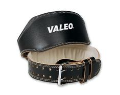 Valeo VRL 6-Inch Padded Leather Belt