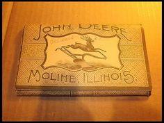 1901 John Deere Farmers Pocket Companion  at Mecum Auctions