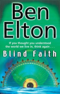 I just love Ben Elton's books!