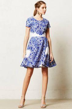 #Surrealist #Dress #Anthropologie