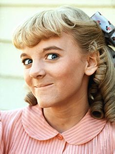 Nellie Olsen from Little House on the Prairie - discussed Ep 2 (I called her a c***, specifically)