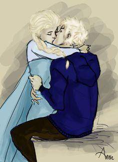 Jack et Elsa