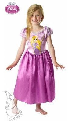 Disfraz Infantil de Rapunzel de Disney