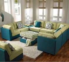 Lazar Lounge Sectional