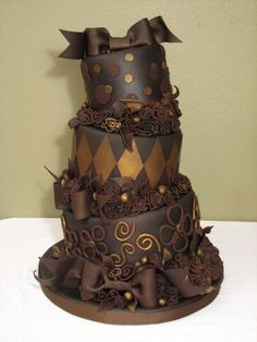 bronze chocolate