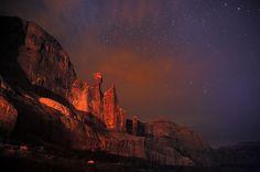 Moab Utah at Night...